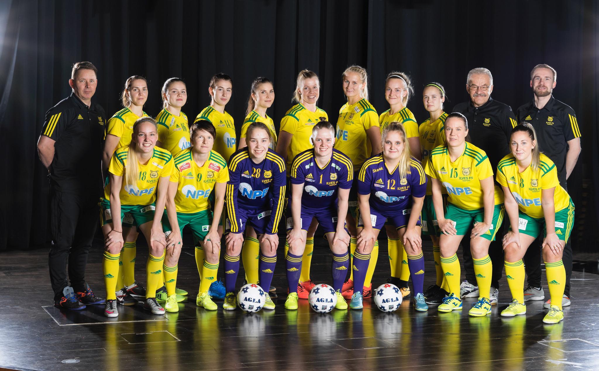 Ilves Naiset Jalkapallo